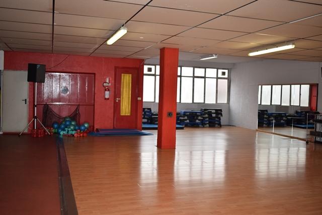 La sala Dance